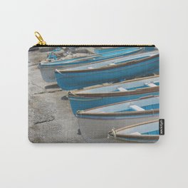 Boats of Capri Carry-All Pouch