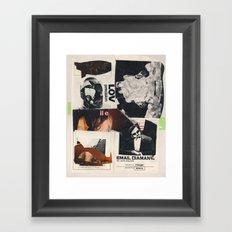 LOV Framed Art Print