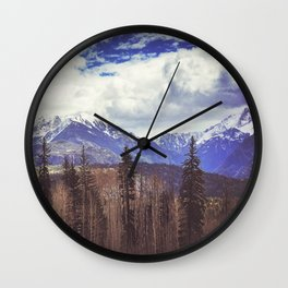 Take Me There Wall Clock