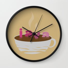 Java: This is so relaxing! Wall Clock