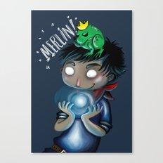 Merlin!!! Canvas Print