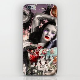 Neptune Avenue iPhone Skin