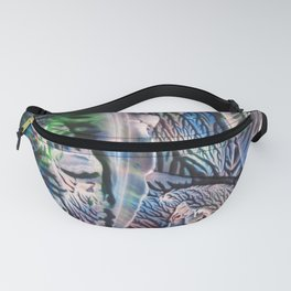 Polychromatic Agate Fanny Pack