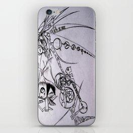 Amazing Grace - Pilgrim iPhone Skin