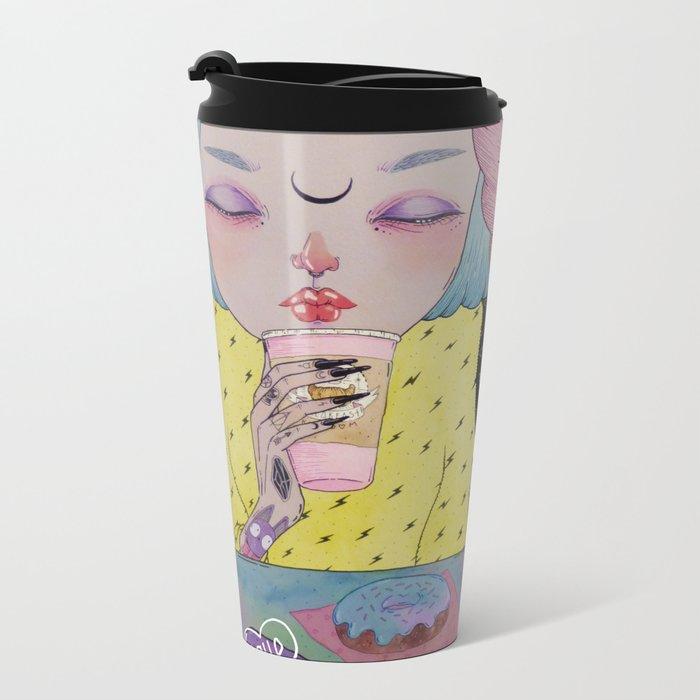 Breakfast Babes Travel Mug