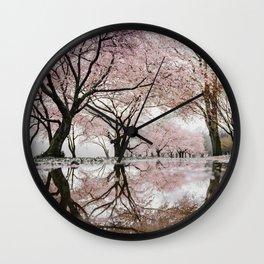 Sakura Japan Wall Clock