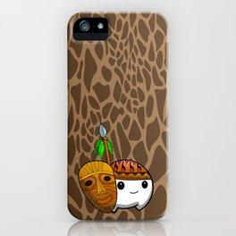 Wild Cumi iPhone Case