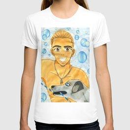 Bubbles & Beach Cornbread T-shirt