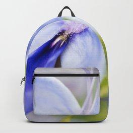 Blue Glory Bower Backpack