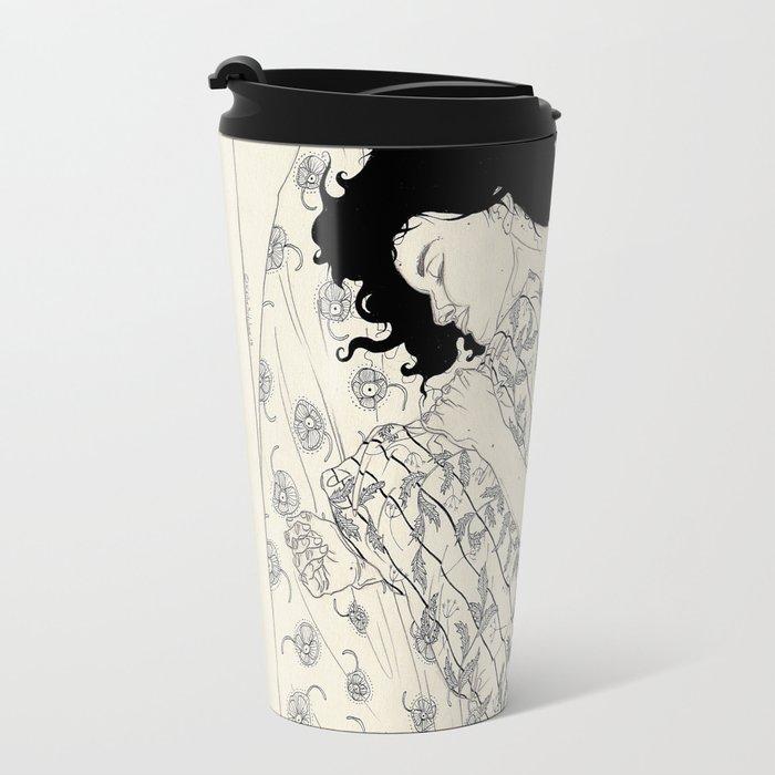 T-S.G. (Sleep Well) Metal Travel Mug