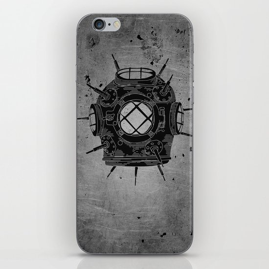 Dive Bomb. iPhone & iPod Skin