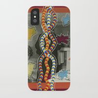 dna iPhone & iPod Cases featuring DNA by Naomi Vona