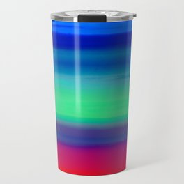 Rocket Blue Travel Mug