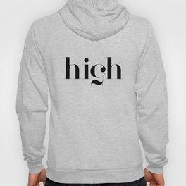 Typography Hoody