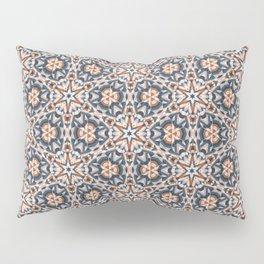 Colliding Kaleidoscope Pillow Sham