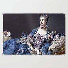 Madame De Pompadour Cutting Board