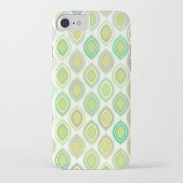 Lemon & Lime Pattern iPhone Case