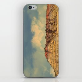 Touching The Sky iPhone Skin