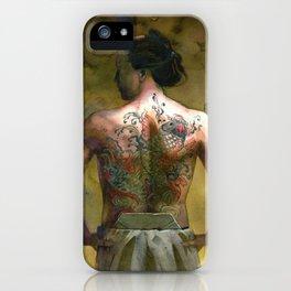 Yakuza iPhone Case