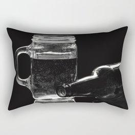 Old Beer 3 Rectangular Pillow