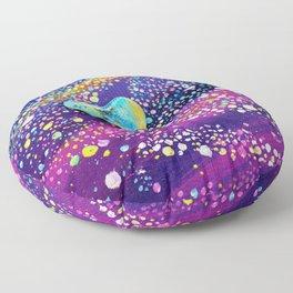 Celestial Love Floor Pillow