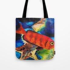 Fish 5 Series 1 Tote Bag