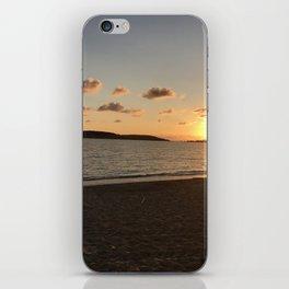 Sunset in Esperanza iPhone Skin