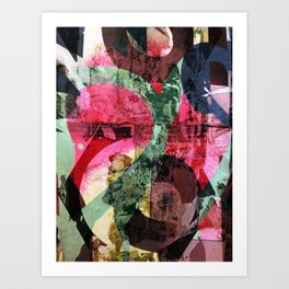 Lincoln Place and Bowery Art Print