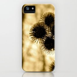 I Seem To Be Mistaken iPhone Case