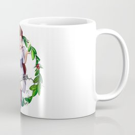 Christmas Angel Chibi Coffee Mug