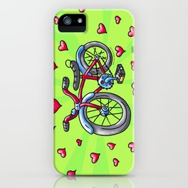 Bike Love iPhone Case