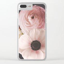 Darkest desires Clear iPhone Case