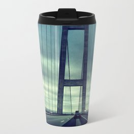 Great Belt Bridge Travel Mug