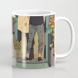 Buck's Flower Shop Coffee Mug