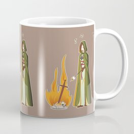 Seek Marshmallows Coffee Mug