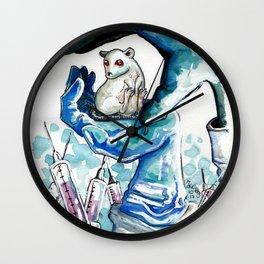 Responsibility Wall Clock