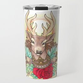 Ours Is The Fury Travel Mug