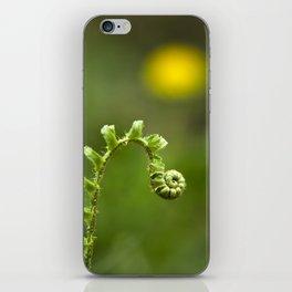 Fern Leaf iPhone Skin