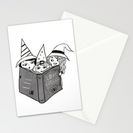 Little witches Stationery Cards