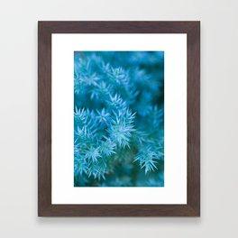 ENCHANTED GREEN #1 #art #society6 Framed Art Print
