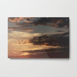 Renaissance Sky Metal Print