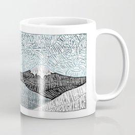 'JaPow' by Sarah King  Coffee Mug