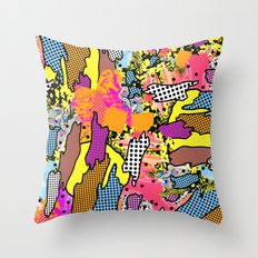 Put in the Mosher Throw Pillow
