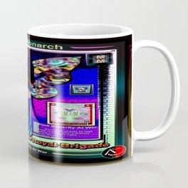 MAIDEN MONARCH Coffee Mug