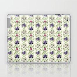 Nouveau Florals Laptop & iPad Skin