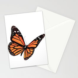 Geometric Butterfly Stationery Cards