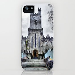 Limerick Catherdral iPhone Case