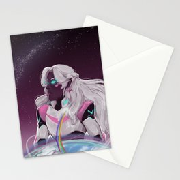 Magical girl Allura Stationery Cards