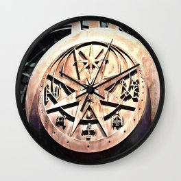 Harry Potter's magical pendulum Wall Clock