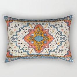 N125 - HQ Bohemian Traditional Moroccan Style Decor Artwork. Rectangular Pillow